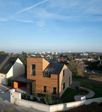La maison aire et lumi re modulaire et durable for Maison saine air et lumiere
