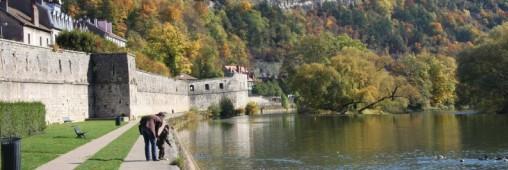 Week-end écolo, quelques jours à Besançon