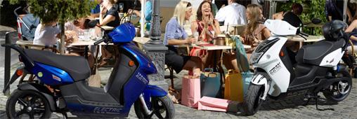 La palme du meilleur scooter électrique pour Govecs