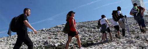 Pandathlon 2012, à la conquête du Mont Ventoux