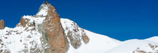 Des étudiants pour nettoyer le Mont Blanc