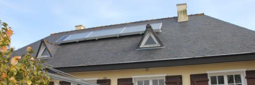 Air Solaire : chauffer et ventiler la maison au solaire
