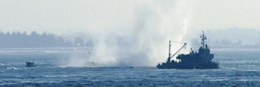 Les mers d'Europe piégées par les stocks d'armes immergés