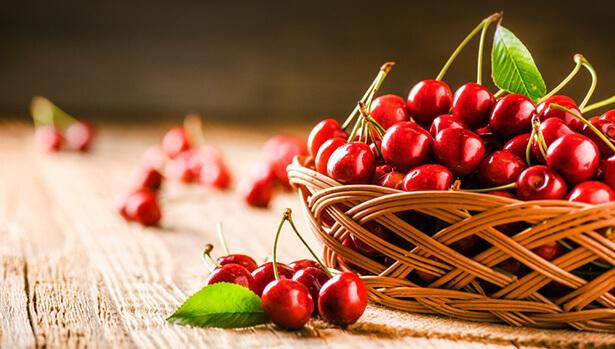 produits cancérigènes cerises fruits et légumes pesticides