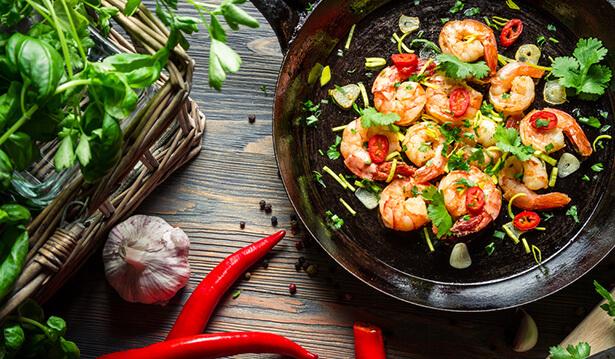 contamination alimentaire crustacés plomb