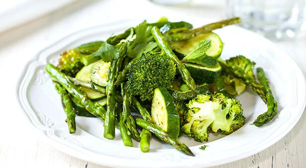 selenium légumes verts