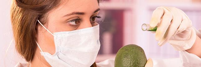 Les polluants les plus fréquents dans notre alimentation