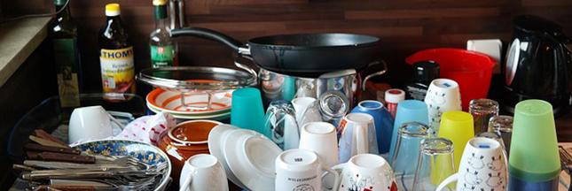 Fabriquer un produit vaisselle maison, la recette facile