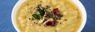 Recette végétarienne exotique : dahl aux baies de goji