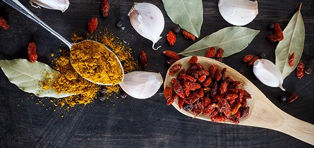 dahl cuisine indienne légumineuses goji curry