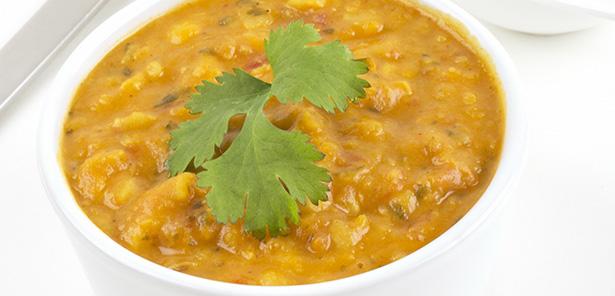 dahl cuisine indienne légumineuses