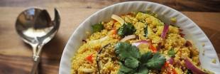 Variez les plaisirs d'été avec le taboulé au quinoa !