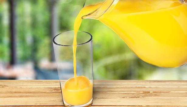 jus de fruits nectar concentré