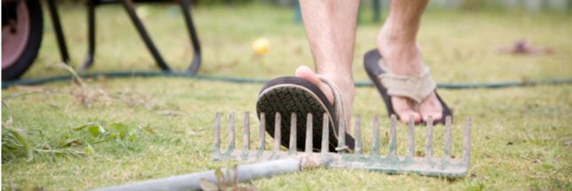 Comment éviter les accidents au jardin