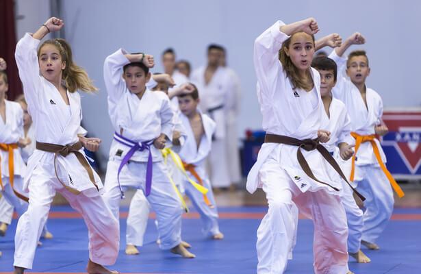 judo activité sportive