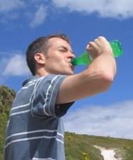 eau bouteille