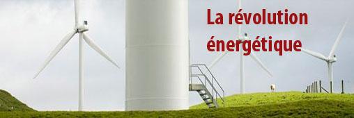 La fin du pétrocène - les 6 piliers de la transition énergétique
