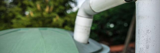 récupérateur d'eau maison consommation d'eau