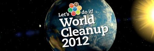 Participez au World Clean Up, nettoyez la planète   !