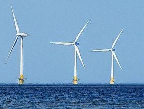 éoliennes-marines-offshore géantes