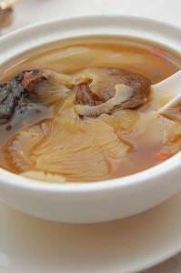 soupe aileron requin