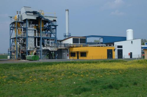 Gussing-methanisation biogaz