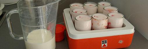 Combien coûte 1 heure de yaourtière ?