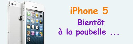 iPhone 5, piège à c... pour l'écologie et le consommateur