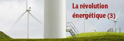Le 2ème défi de la transition énergétique: l'efficacité