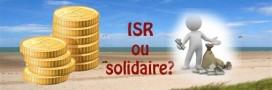 Finance solidaire et ISR: quelles différences?