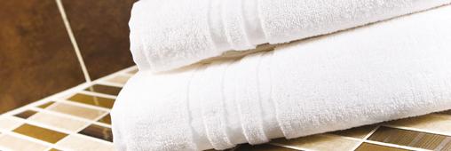 Est-ce utile de réutiliser sa serviette d'hôtel ?