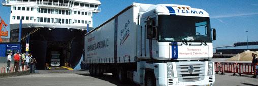 Le merroutage, une alternative pour le transport de marchandises