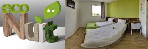 EcoNuit, des hôtels écologiques et économiques, c'est possible !