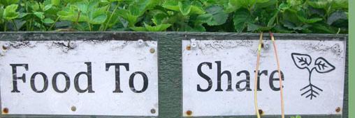 Incredible Edible : légumes de ville en libre-service
