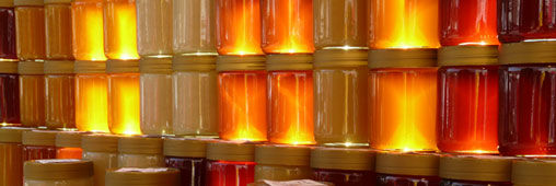 consommation de miel