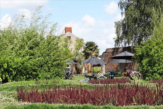 nantes: jardin des plantes