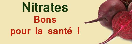 La révolution des nitrates : ils sont bénéfiques !