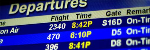 Les voyages de dernière minute sont-ils bons pour la planète ?