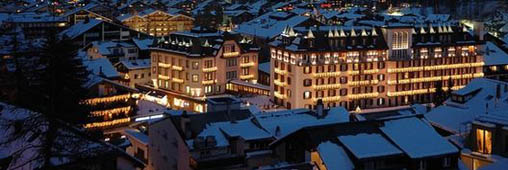 Montagne : Zermatt, station chic et ecofriendly