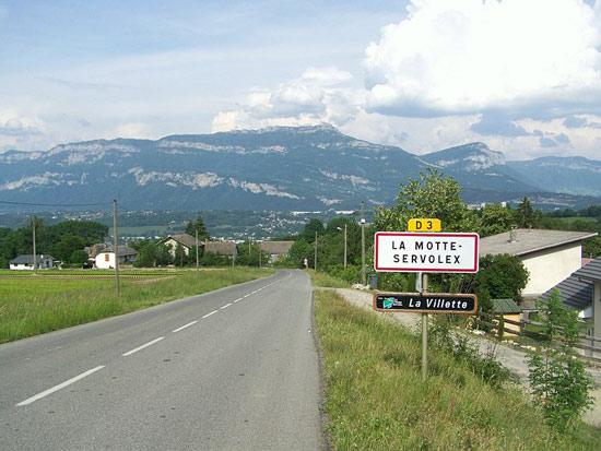 La Motte Servolex (© CC, Florian Pépellin)
