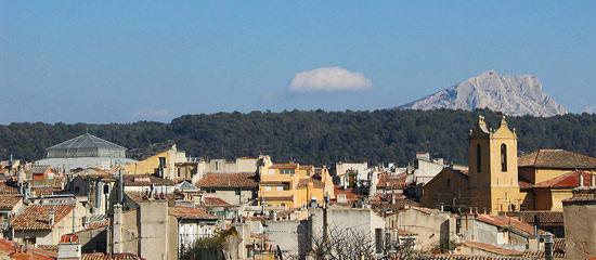 Aix-en-Provence (© CC, Nicolas Brignol)