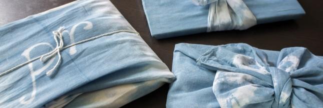 furishiki, emballage cadeau, textile