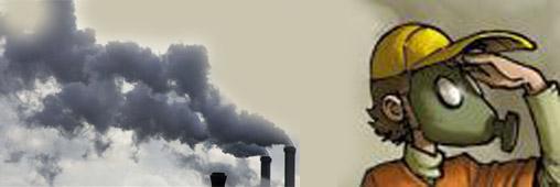La pollution atmosphérique, 430 000 morts en Europe