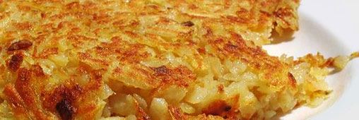 Rösti de rutabaga : fibres et fromage pour l'hiver