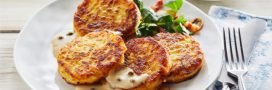 Rösti de rutabaga: le plein de fibres et fromage pour l'hiver