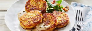 Rösti de rutabaga : le plein de fibres et fromage pour l'hiver