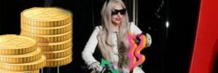 Justin Bieber et Lady Gaga, stars les plus généreuses en 2012