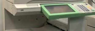 E-Studio 306LP : une imprimante... qui efface l'encre