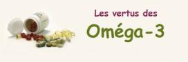 Les oméga 3: généreux et préventifs