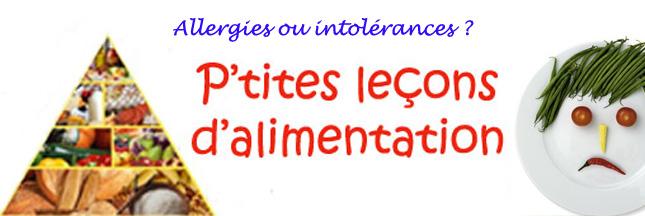 Allergies ou intolérances alimentaires, quelles différences ?